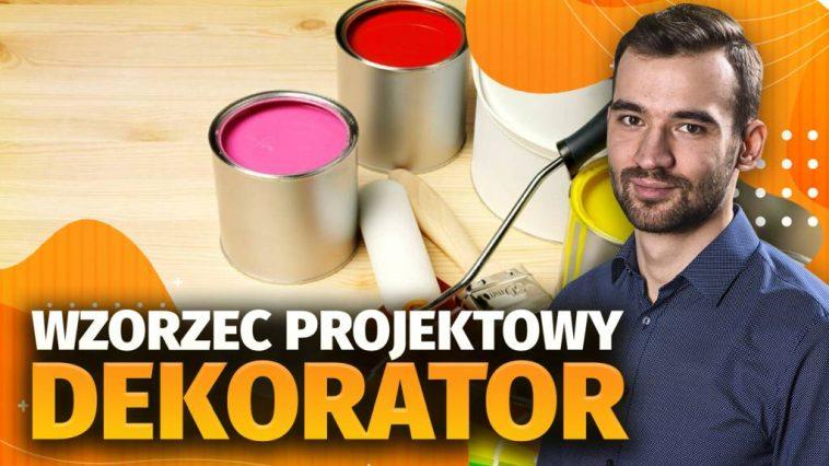 decorator wzorzec projektowy