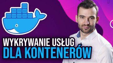 Docker wykrywanie usług dla kontenerów