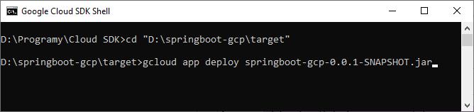 Wdrożenie aplikacji w ramach Google App Engine