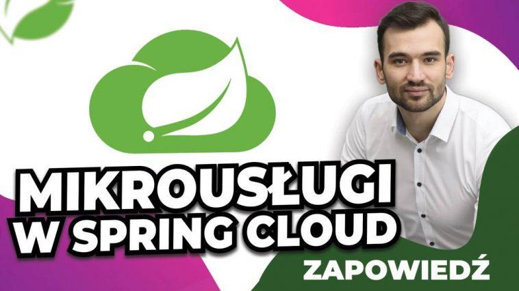 szkolenie z mikrousług w spring cloud
