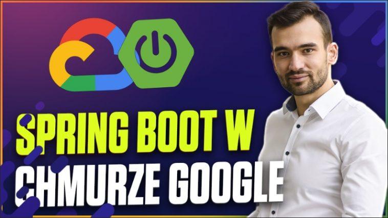 Spring Boot i Google App Engine