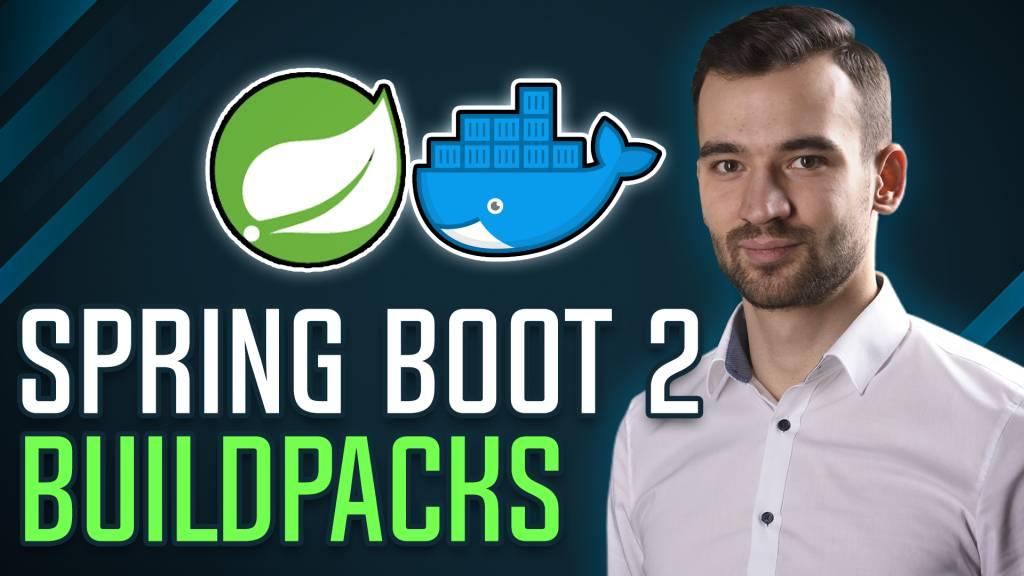 Docker i Spring Boot z wykorzystaniem Buildpacks