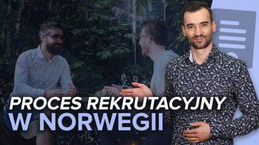 Rozmowa rekrutacyjna na programistę w Norwegii