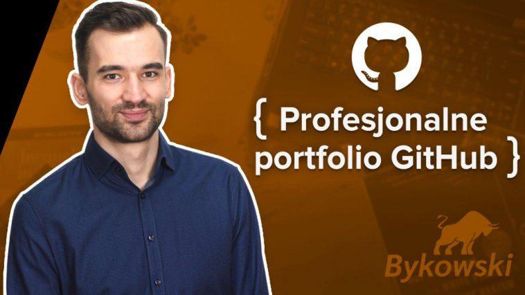 profesjonalny profil github
